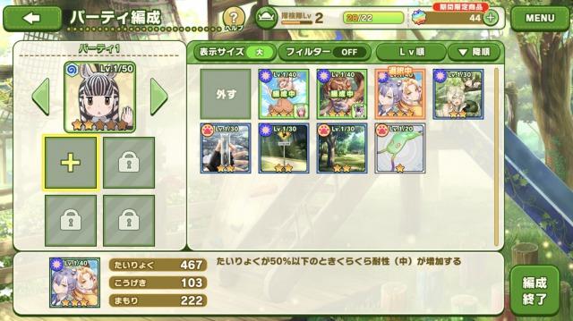 けものフレンズ3-フォト装備